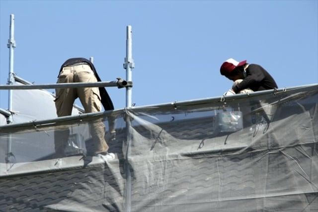 外壁塗装と屋根塗装は同時進行がお得!